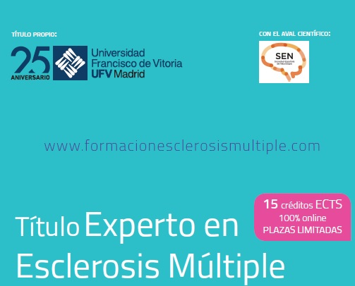 I Título Experto en  Esclerosis Múltiple
