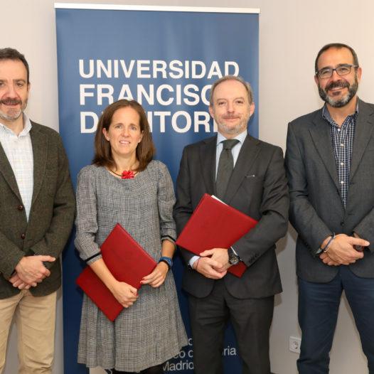 La UFV firma un convenio con la Sociedad Madrileña de Médicos de Familia (Somamfyc)