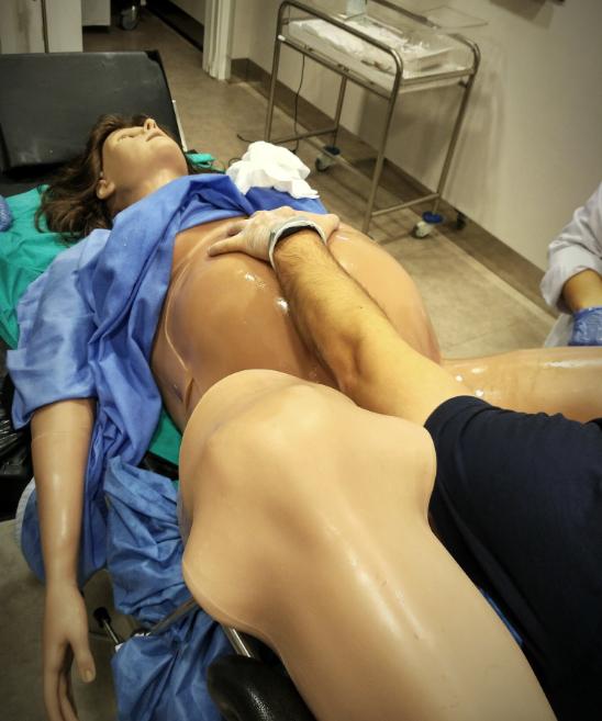 Gran acogida del Curso de Asistencia al parto urgente para técnicos sanitarios