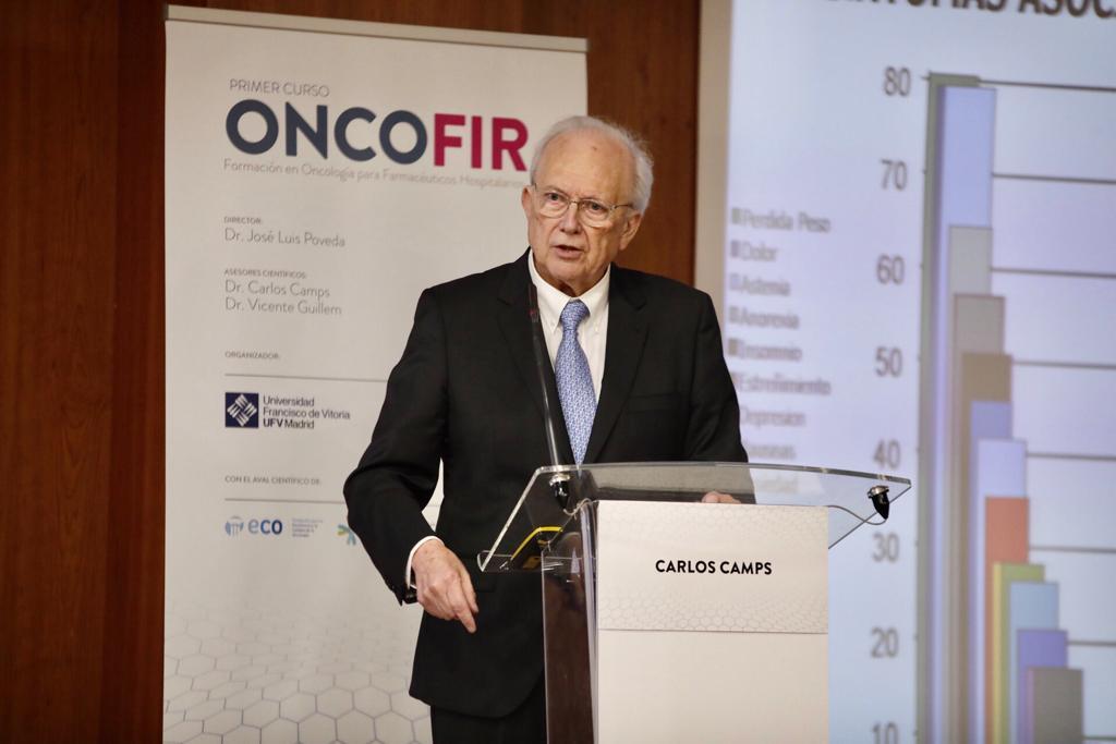 I Curso Internacional de Oncología para Farmacéuticos Hospitalarios