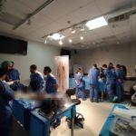 Más de 30 alumnos pasarán este fin de semana por nuestro Centro de Simulación Quirúrgica