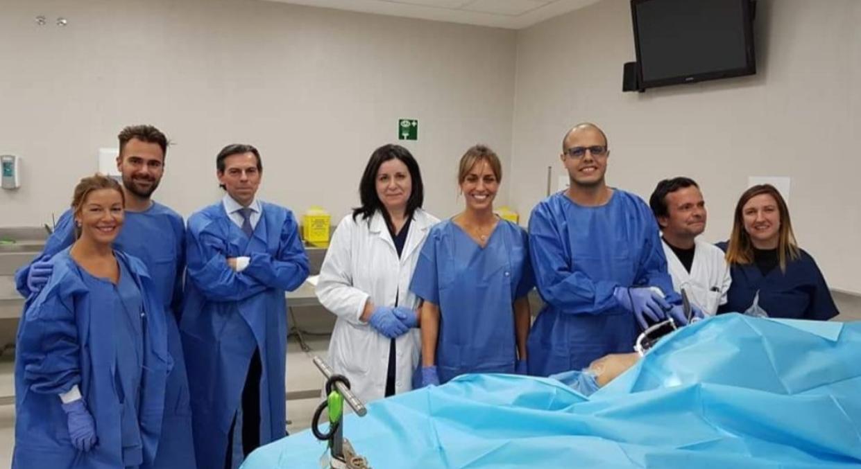Finaliza con éxito el Proyecto en Artroscopia de cadera y sus complicaciones