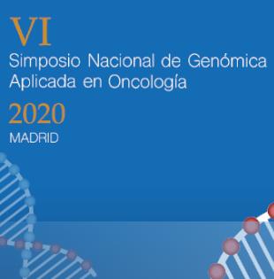 VI Simposio Nacional de Genómica Aplicada en Oncología