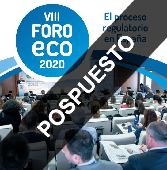 La Fundación ECO celebra el VIII Foro ECO 2020