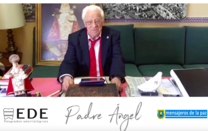 El Congreso Online de Implantología reunió a más de 800 odontólogos para ayudar con una donación a Mensajeros de La Paz