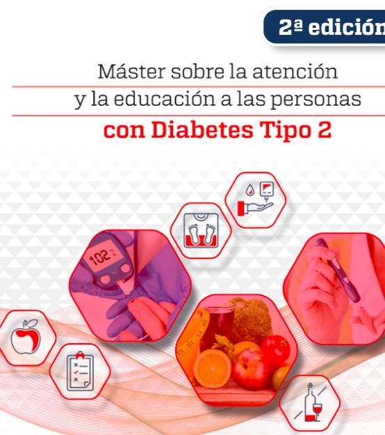 II Máster sobre la atención y la educación a las personas con Diabetes Tipo 2