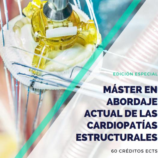 V Máster en Abordaje actual de Cardiopatías Estructurales