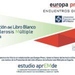 Presentación del Libro Blanco de la Esclerosis Múltiple en España
