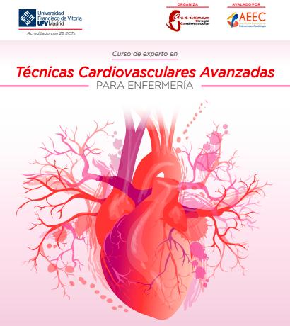 Título Experto en Técnicas Cardiovasculares Avanzadas para Enfermería