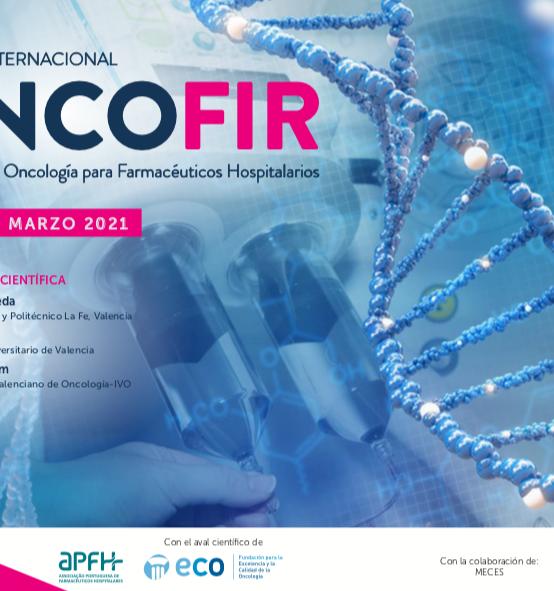 II CURSO INTERNACIONAL: Formación en Oncología para Farmacéuticos Hospitalarios