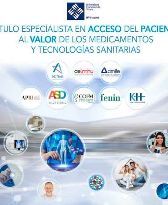 Título Especialista en Acceso del Paciente al Valor de los Medicamentos y Tecnologías Sanitarias