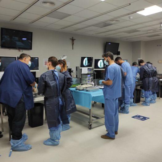 Curso Básico en Cadáver de Cirugía Artroscópica de Pie y Tobillo