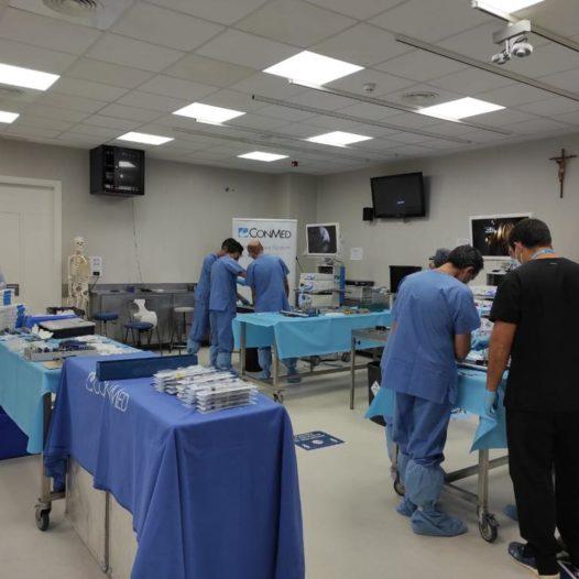 Curso práctico de Artroscopia de Rodilla y Hombro